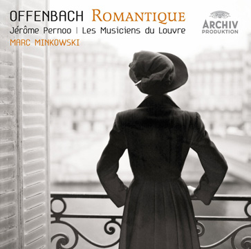CD Concerto d'Offenbach